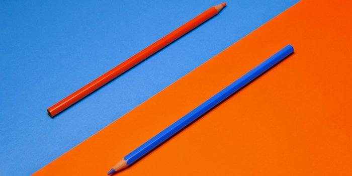 Opposite Pencils