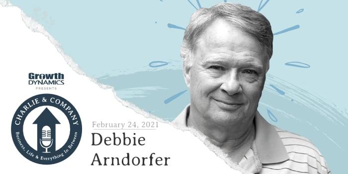 Debbie A Podcast Art