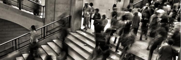 conference steps